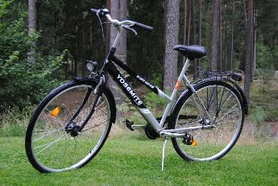Yosemite cykel pris