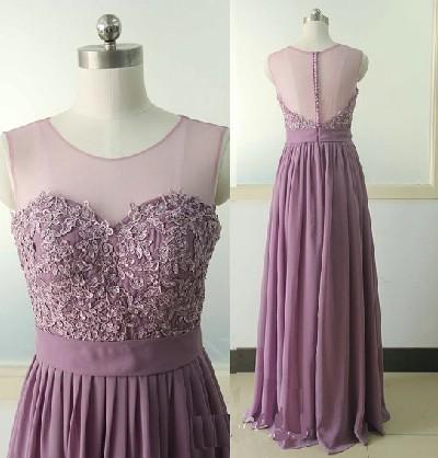Skräddarsydd Aftonklänning Balklänning i Chiffong Röd Rosa ... 18c46f044b642